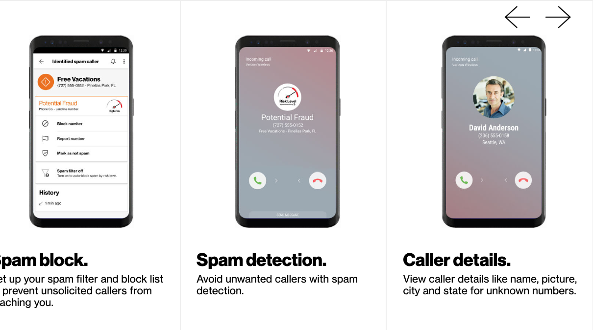 Verizon adds free Call Filter feature in bid to fight