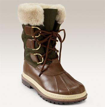 18a98415b176 tory burch duck boot
