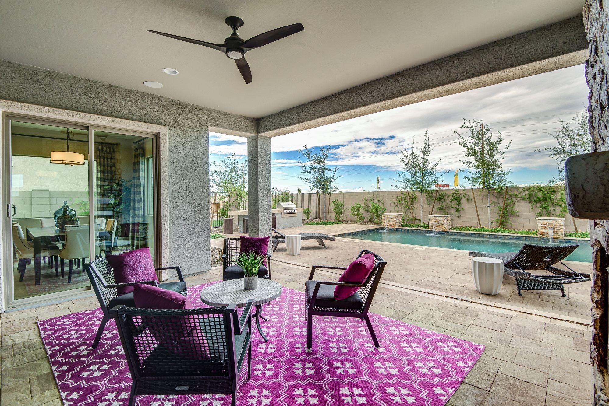 It Is Officially Summer Summertime Summerbegins Backyardgoals Outdoor Living Space Woodside Homes New Home Buyer