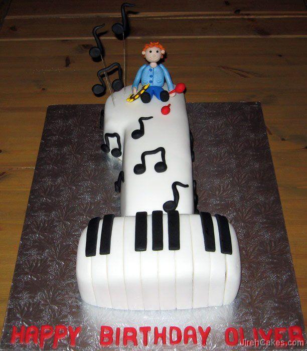 Music Themed Birthday