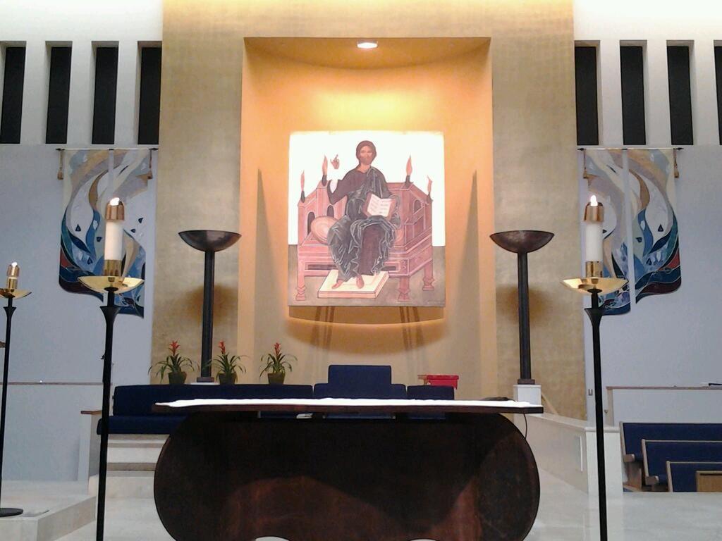 St. John Neumann Miami FL Sacred, Image, Miami fl