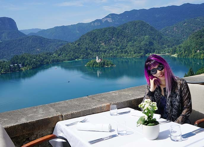 Travel Guide To Visiting Lake Bled Slovenia Romantic