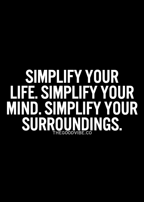 Simplify Life Quotes New 10 Inspirational Quotes Of The Day 360  Cloud Note And Quotes