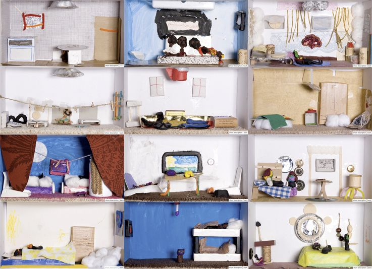Pin By Interior Designer In A Box On Kids Teenager: Shoebox Living: Children's Rooms, Through Their Eyes