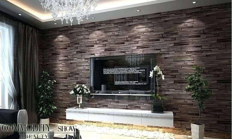 Pin Von Asoka Design Auf Interior Design In 2020 Tapete Wohnzimmer Steintapete Steinwand Tapete