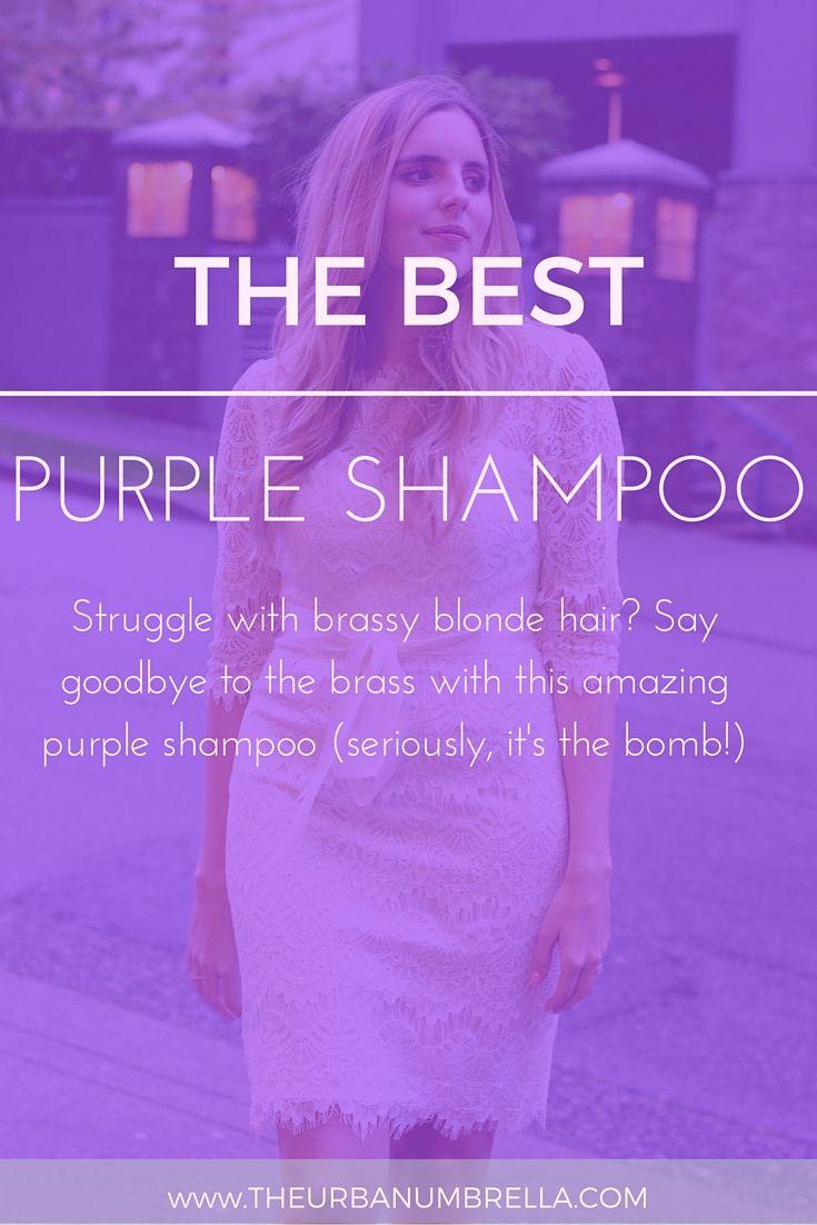 The Best Purple Shampoo