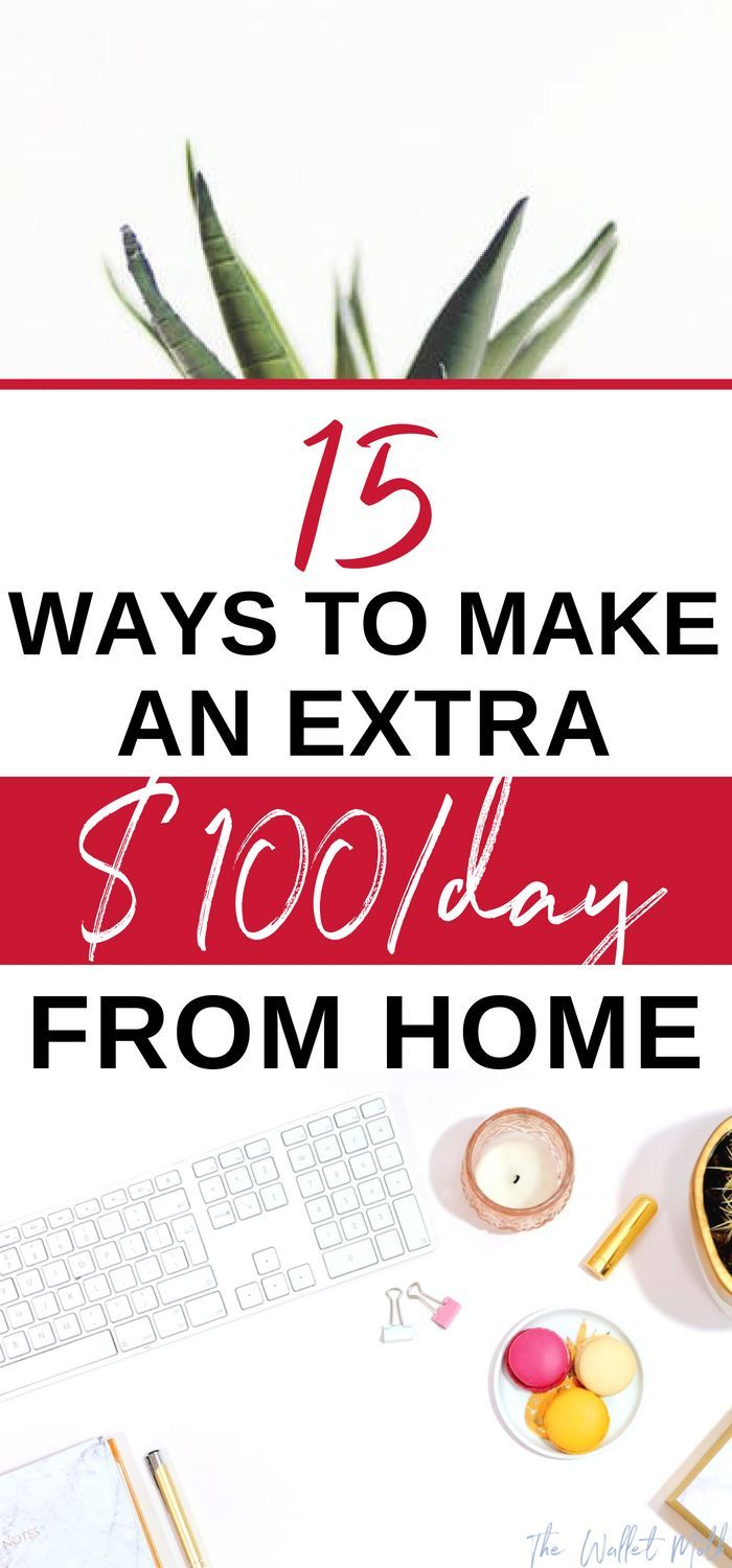 15+ Crazy Simple Ways To Make Quick Money In One Day