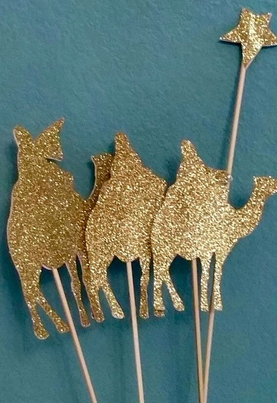 Pin by jennifer jarjourahill on january three kings day for Decoration epiphanie
