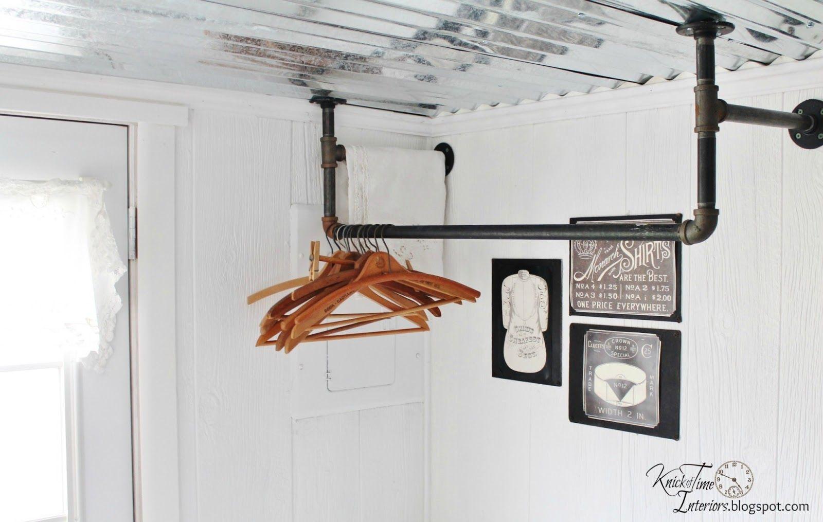 Diy Towel Rack Bathroom Rustic