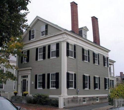 Greek Revival – Page 2 – Historic Buildings of Massachusetts