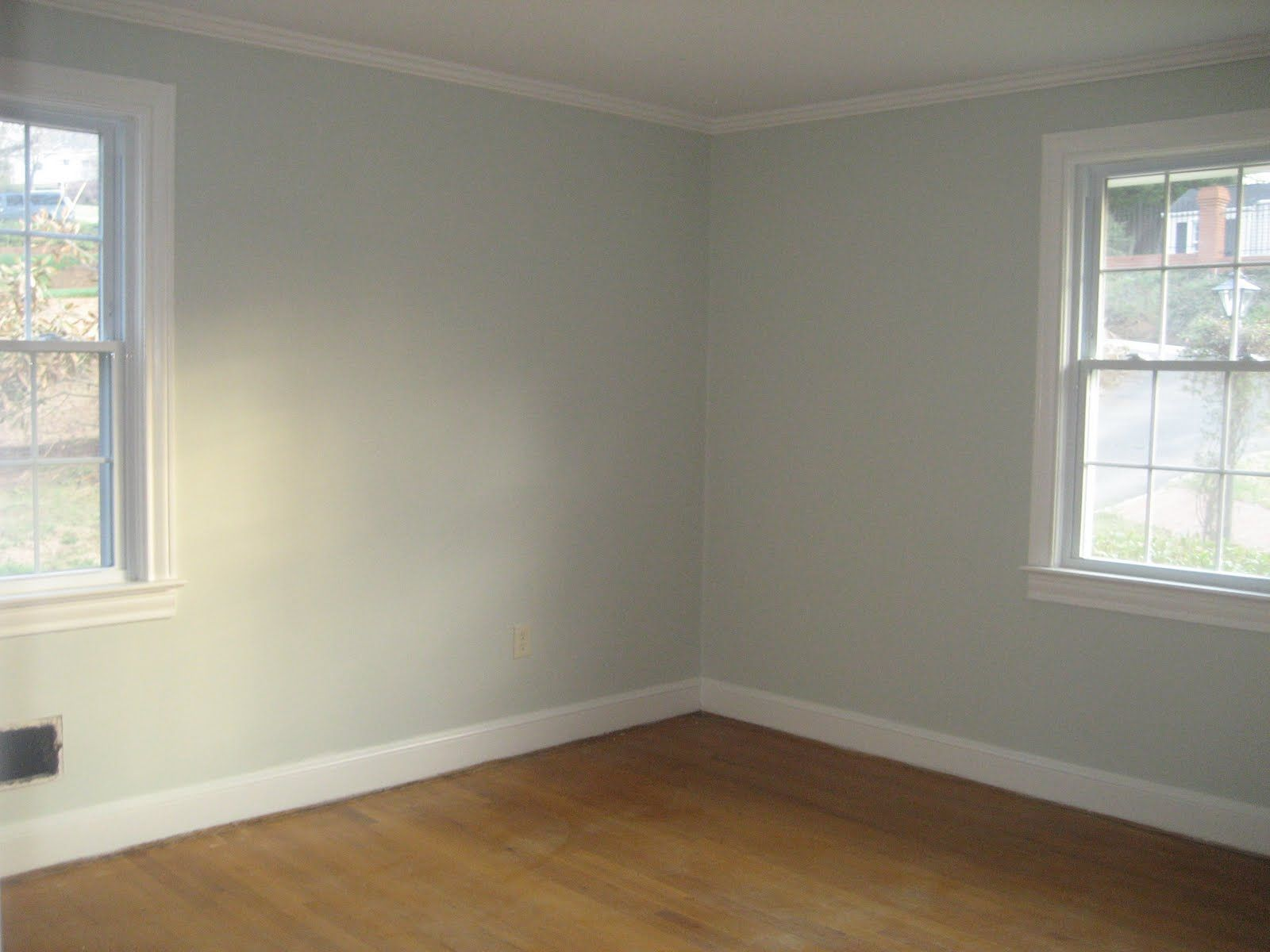 Benjamin Moore Paint (one shade lighter than Quiet Moments 1563 ...