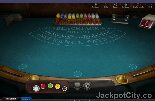 73 Blackjack. All are free to play play and play