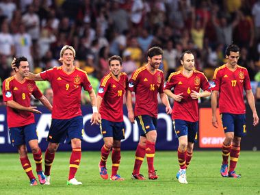 Olympic Facts With Images Spain National Football Team Fifa Fernando Torres
