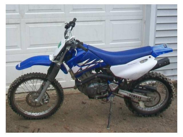 2004 Yamaha Ttr 125 Dirt Bike 700 Palmyra 125 Dirt Bike Yamaha Motorcross