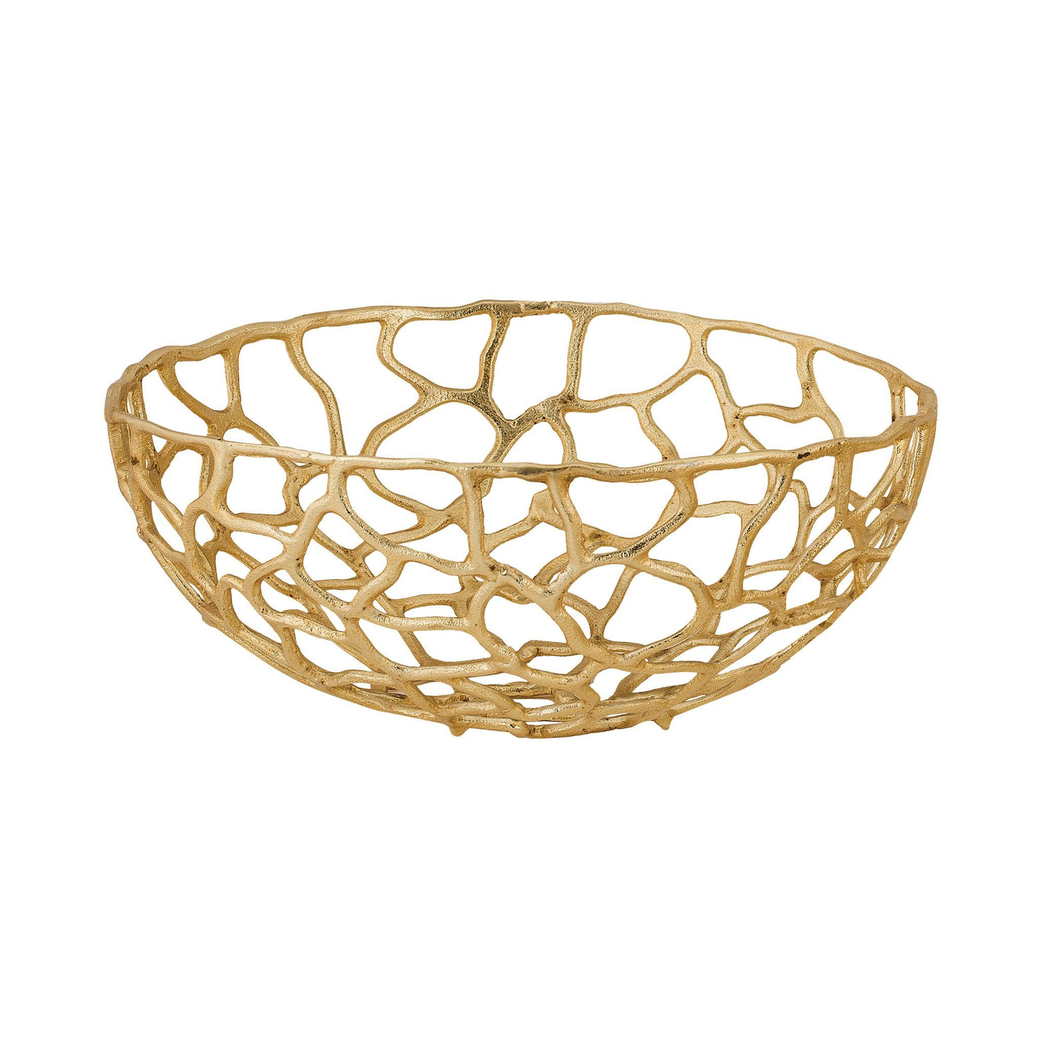 Gold Decorative Bowl Large Free Form Bowl Gold  Products  Pinterest  Bowls Elk And