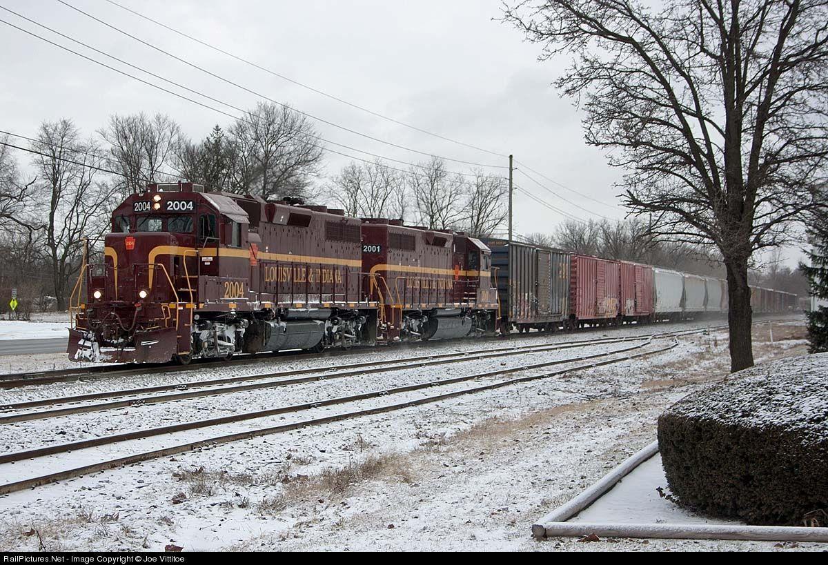 Photo LIRC 2004 Louisville & Indiana