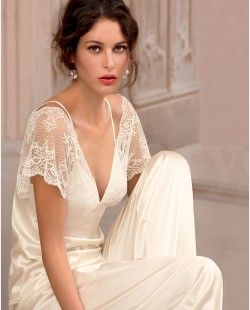 the best attitude a357e 1731e Dentelle Charnelle - Seiden Pyjama Lise Charmel #pyjama ...
