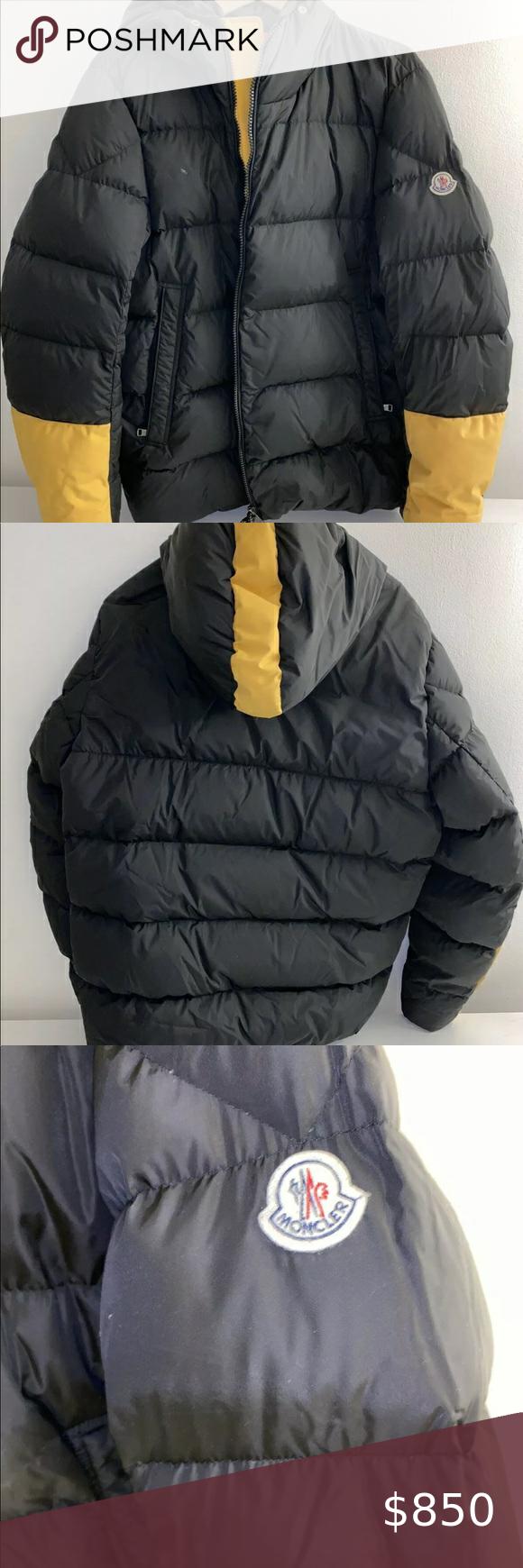 Moncler Jacket Drake Giubbotto Size 6 Xl Moncler Jacket Drake Giubbotto Size 6 Xl Good Condition Had Small Hole On Chest Moncler Jacket Fur Hood Jacket Jackets [ 1740 x 580 Pixel ]