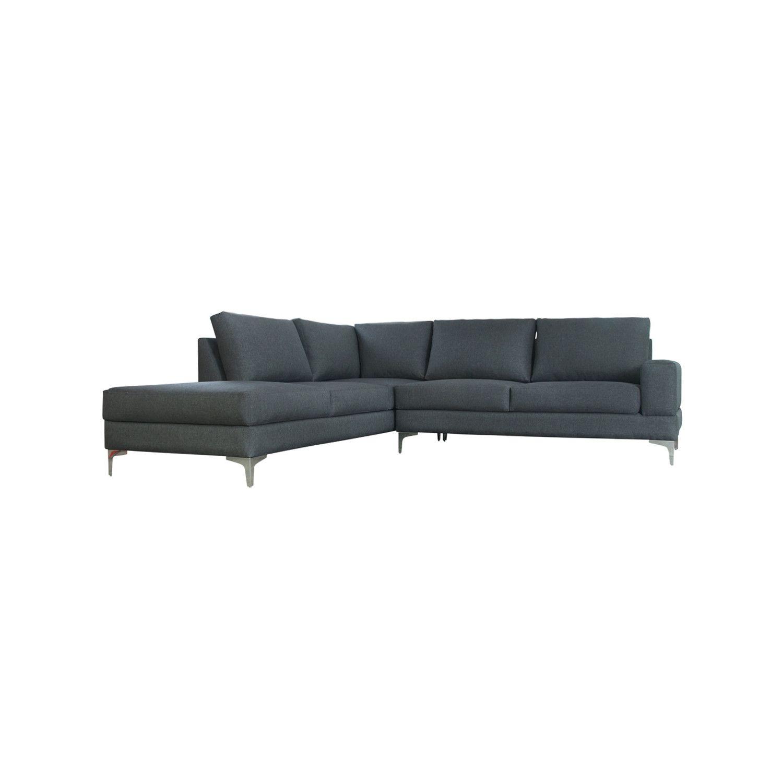 Descripci³n Es un sofá seccional fabricado con una estructura de