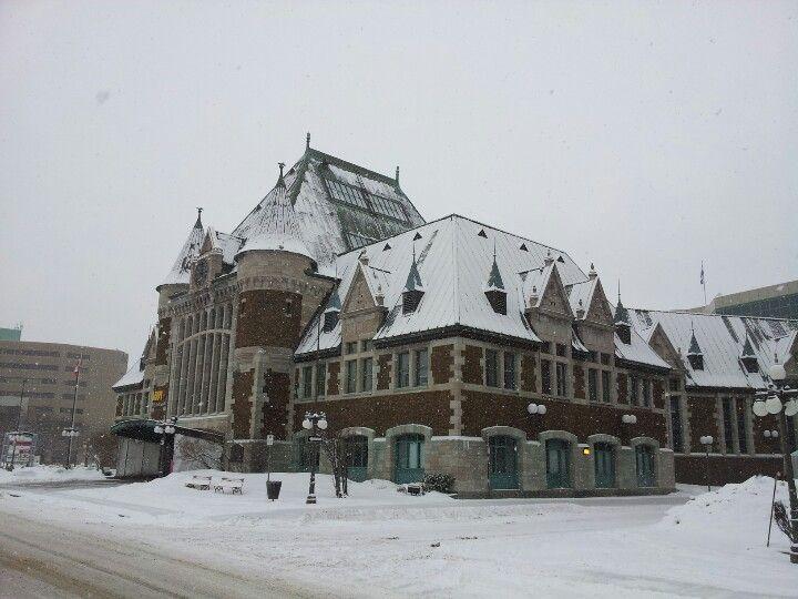 Gare de Quebec