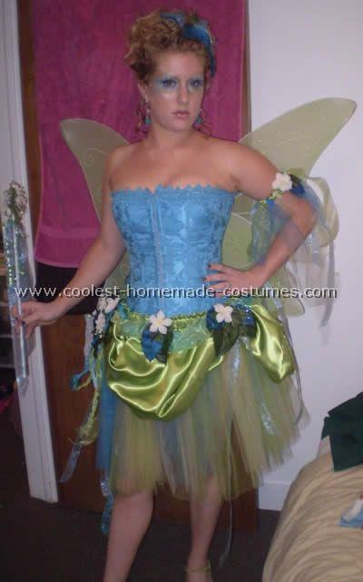 fairy homedmade costume adult
