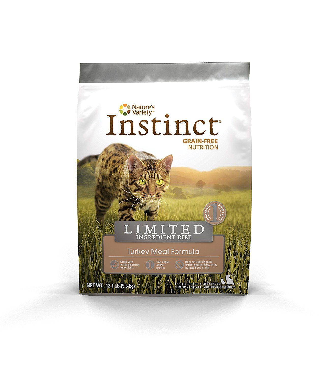 Nature's Variety Instinct Limited Ingredient Diet Grain