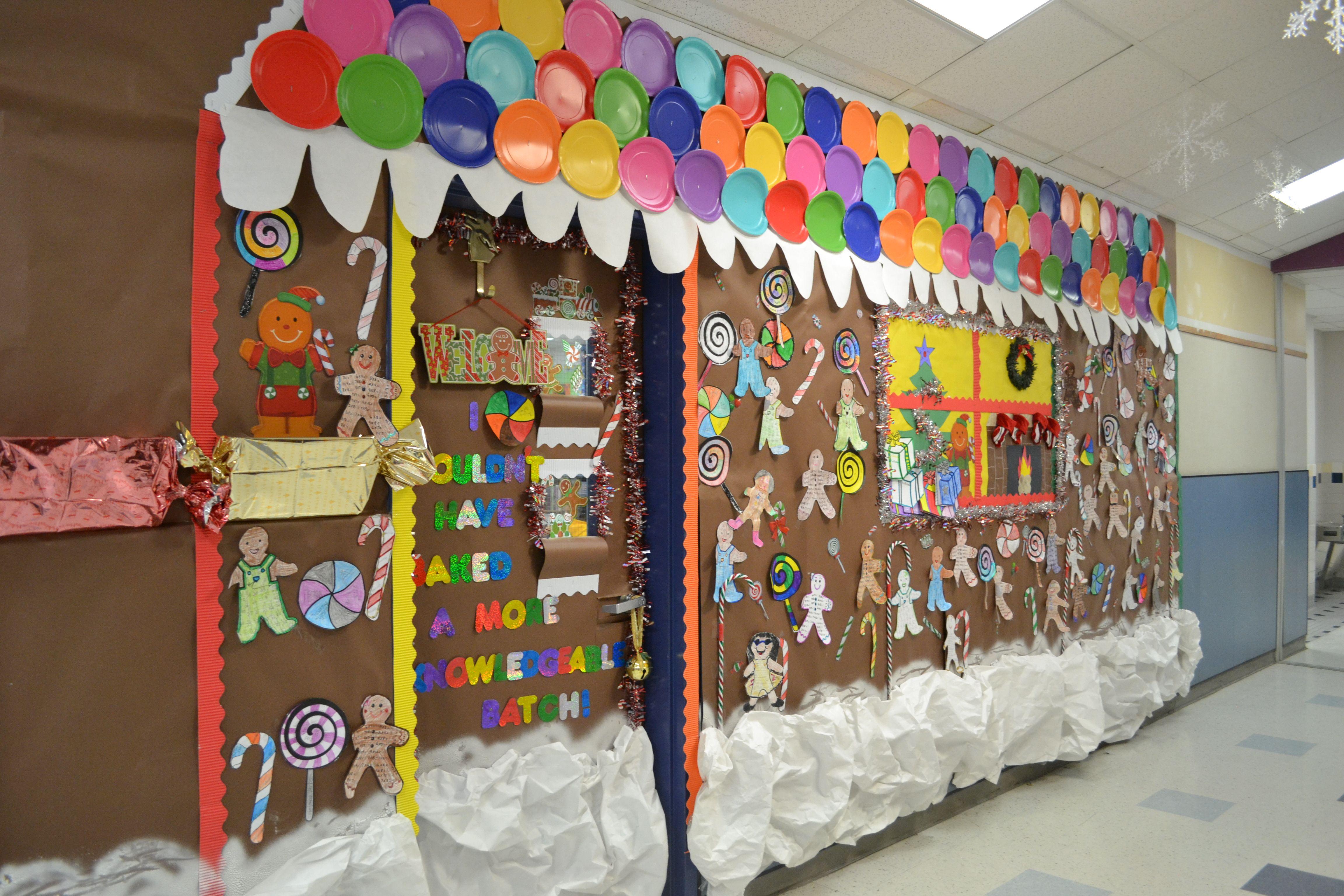 2012 2013 Christmas Classroom Decoration 4th Grade