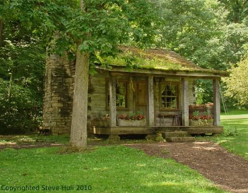 Old Log Cabin Cabins In 2019 Pinterest Cabin Log Cabin Homes