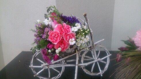 Bicicleta vintage Florarte