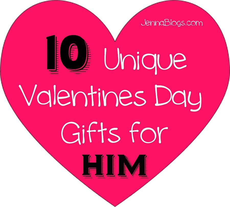 10 Unique Valentines Day Gift Ideas For HIM! #Valentines