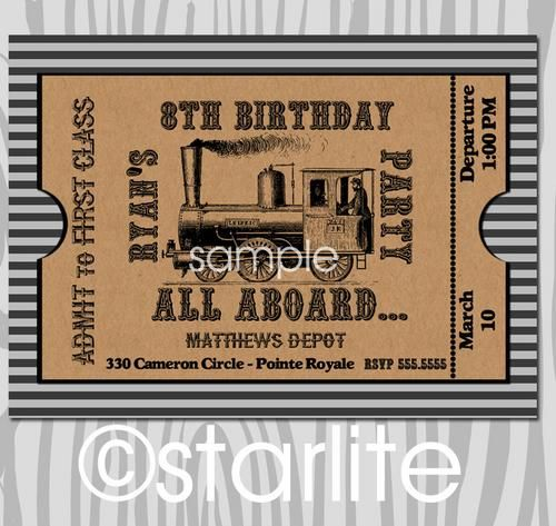 15 awesome train ticket template printable images thomas the train 15 awesome train ticket template printable images filmwisefo Choice Image