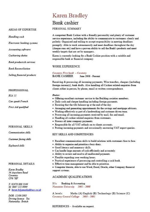 Cv English Example Great Britain Phd Cv English Faculty Slideshare