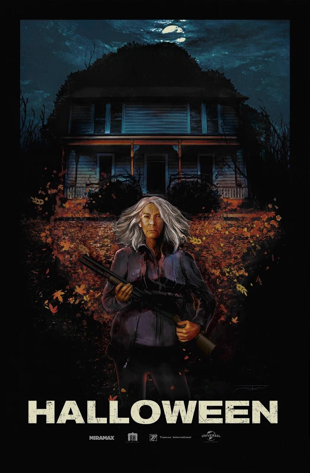 Halloween 2018 poster Michael myers halloween, Halloween