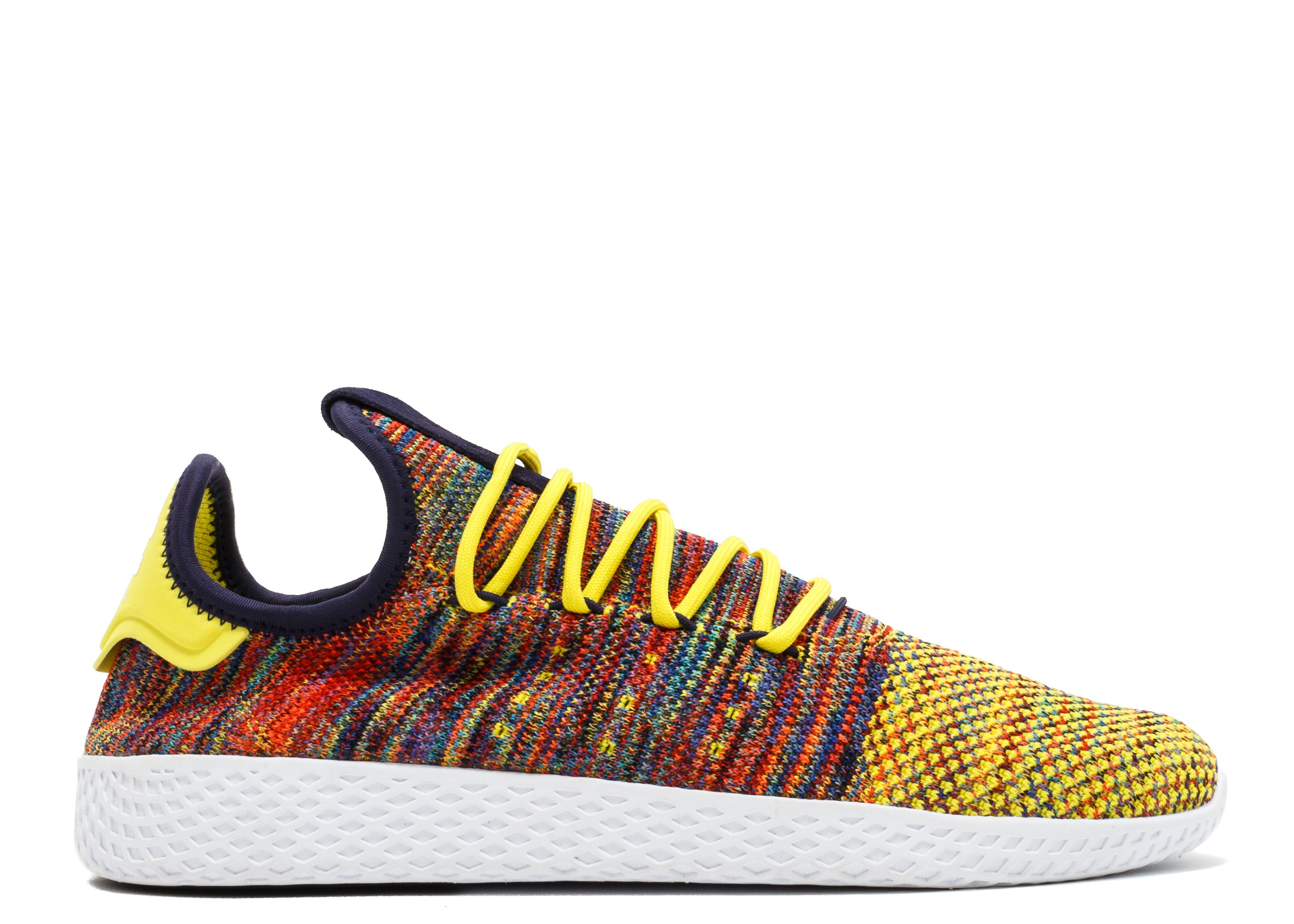 Pharrell X Tennis Hu 'Multi Color