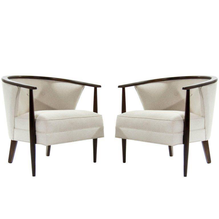 Best Scandinavian Modern Barrel Lounge Chairs 1 Sofachair 400 x 300