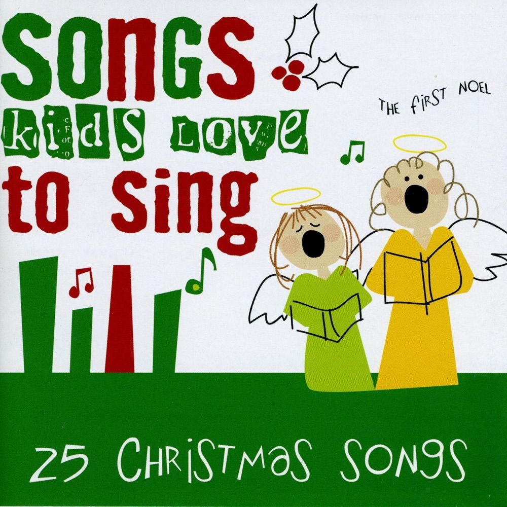 Download 25 Christmas Songs Kids Love by Various Artists in 2020 | Christmas songs for kids ...