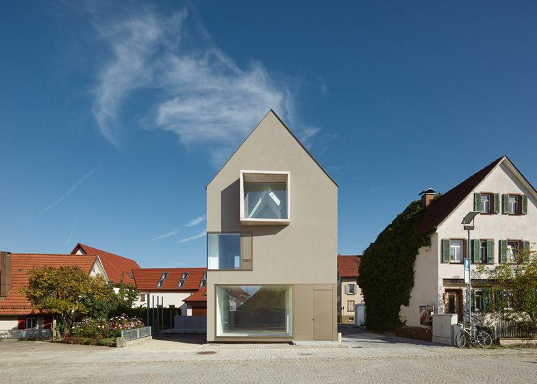 Haus E17 in Metzingen by (se)arch