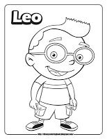 Little Einsteins Coloring Pages Free Printables Little Einsteins