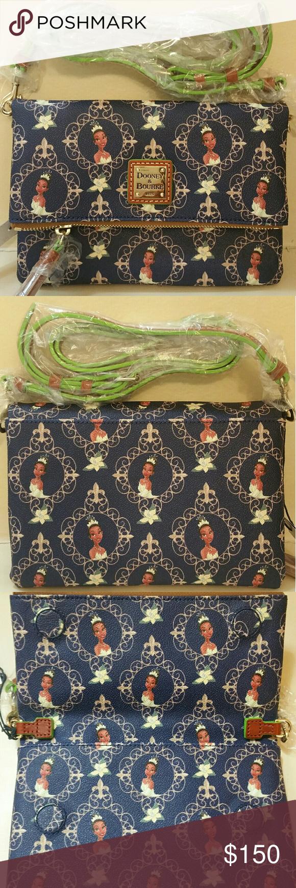 0aadfbc240f Disney Princess Tiana Fold Over Crossbody Bag. Just released on July ...