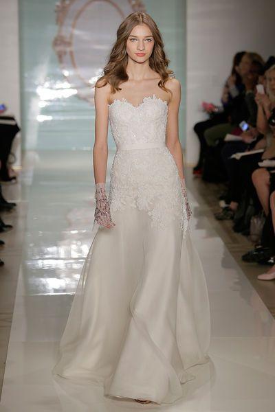 Reem Acra - I kinda like this one a lot | Fashion | Pinterest ...