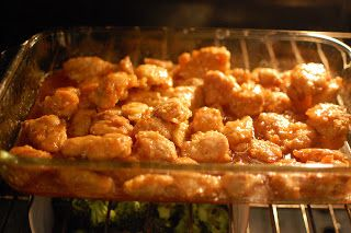 Dinner for the Working Mommy: Baked Sweet and Sour Chicken- courtesy of Life as a Lofthouse
