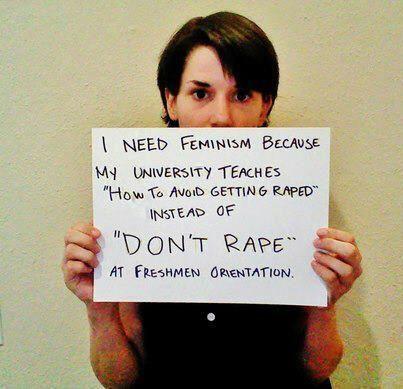 Funny - 329 - I Need Feminism