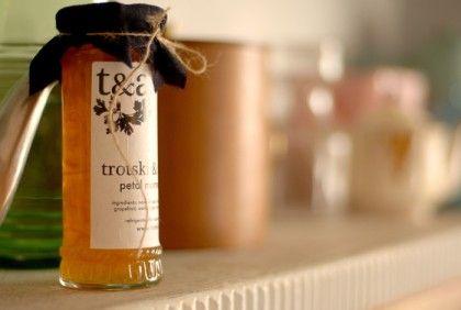 Recipes and cooking blog : Trotski & Ash » Recipe » petal marmalade
