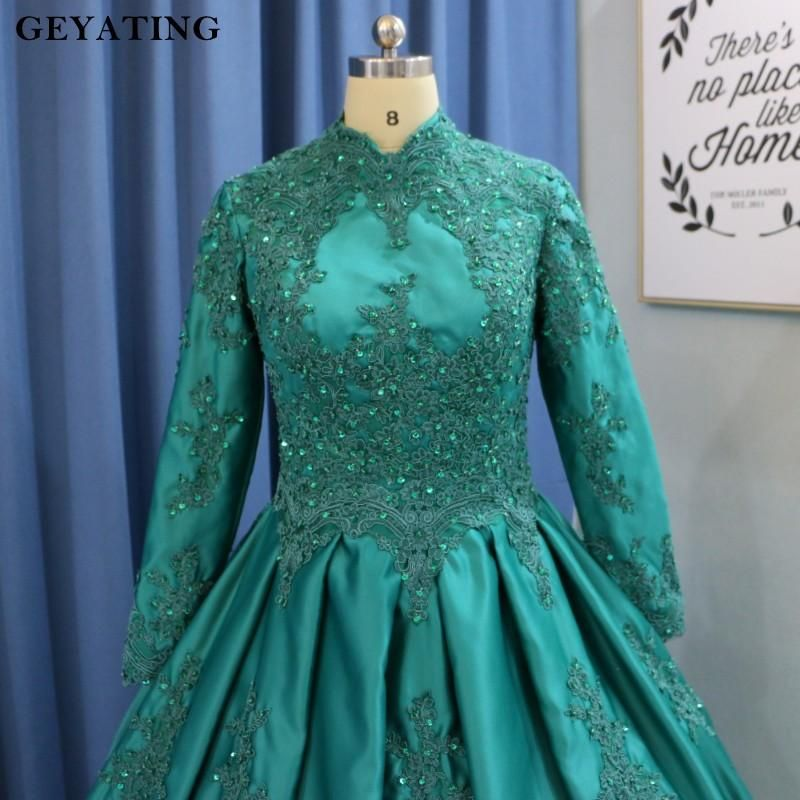 Brand Name Geyatingsleeve Length Cm Fullwedding Dress Fabric