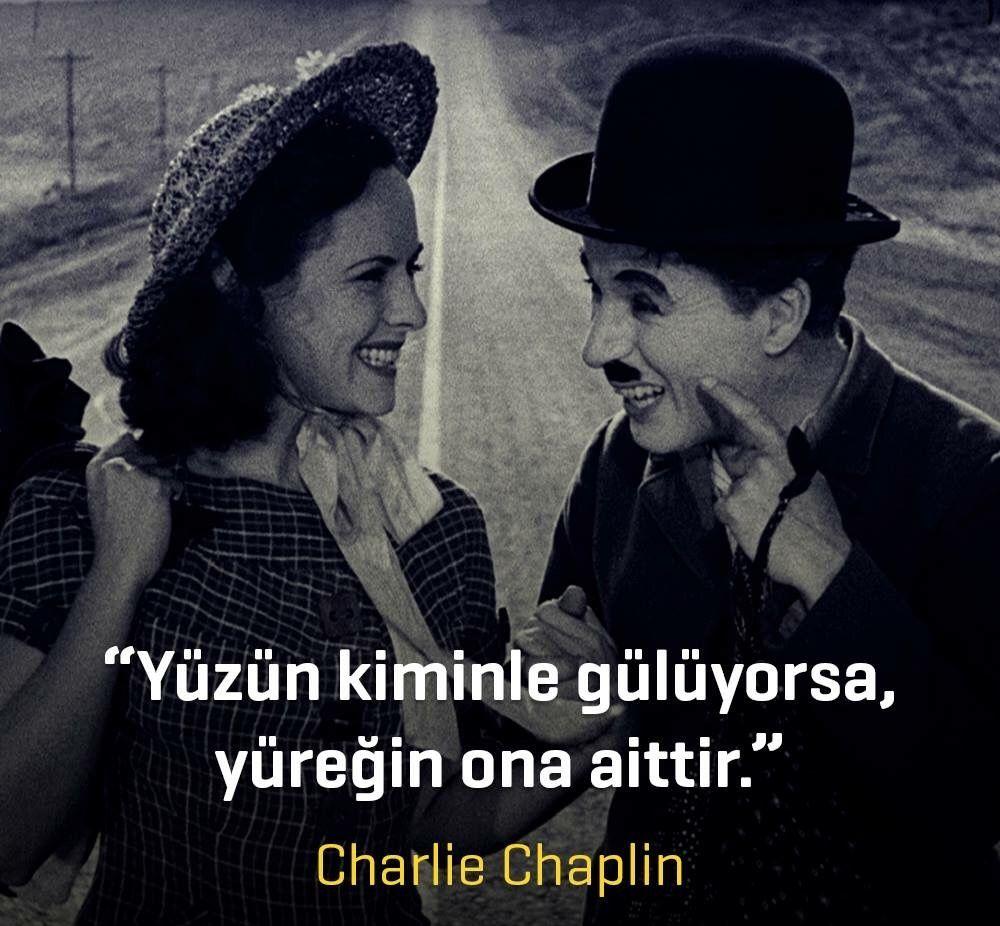 Gulumsemek Guzel Soz Albert Einstein Sozleri Charlie Chaplin