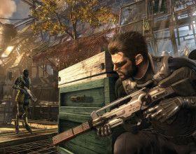 Deus Ex: Mankind Divided wykorzysta DirectX 12 i TressFX - zobacz pierwszy zwiastun gry