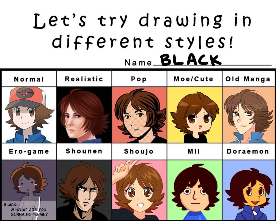 Different Styles Meme Memes Artist Different Styles