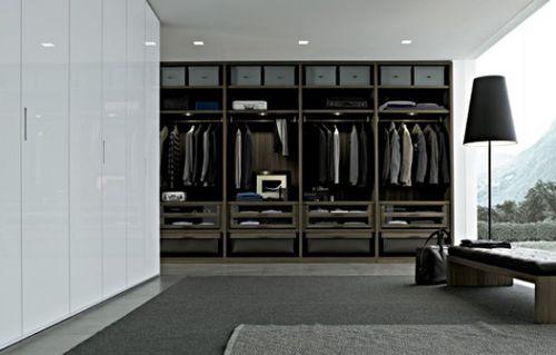 Gentlemen Love Begehbarer Kleiderschrank Moderner Schrank Begehbarer Kleiderschrank Design
