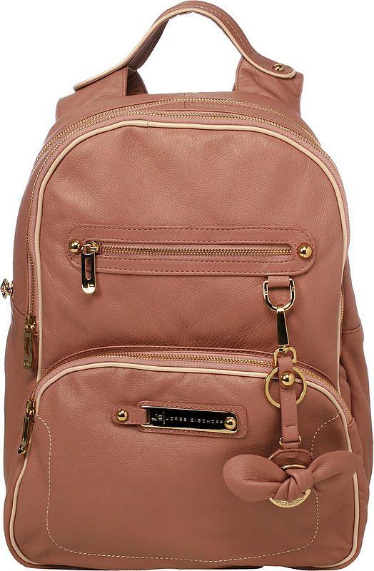 82349d2a2 mochila feminina de couro 4 Mais | Bolsas | Sac, Sac à Main e Pochette