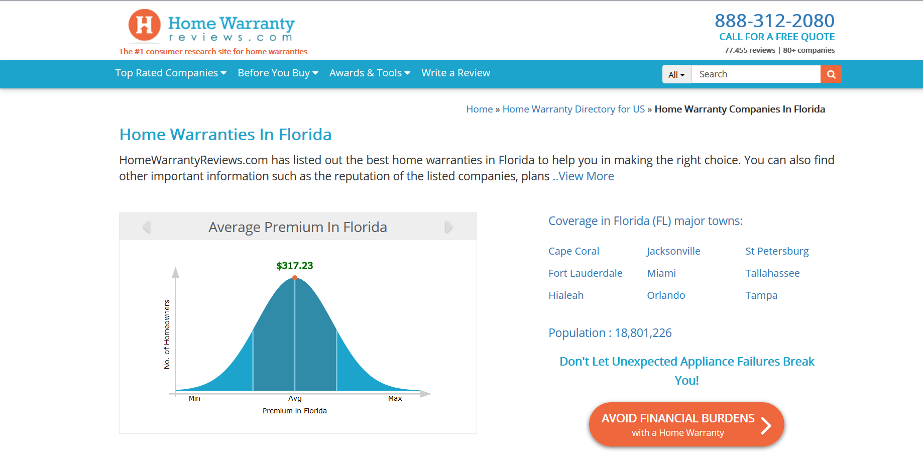 Top Home Warranties in Florida (With images) Home